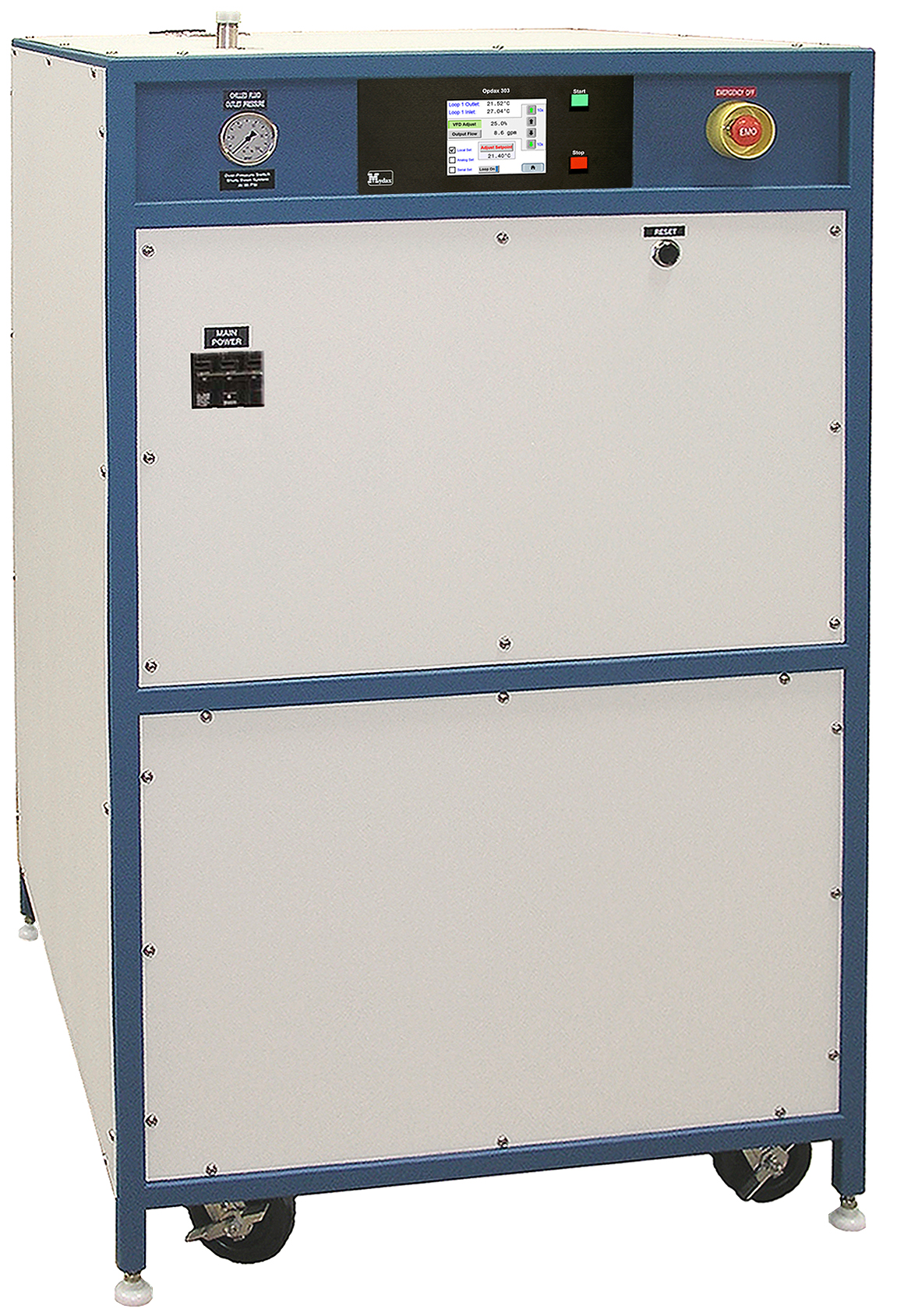 CryoDax 12 Low Temperature Liquid Chiller System