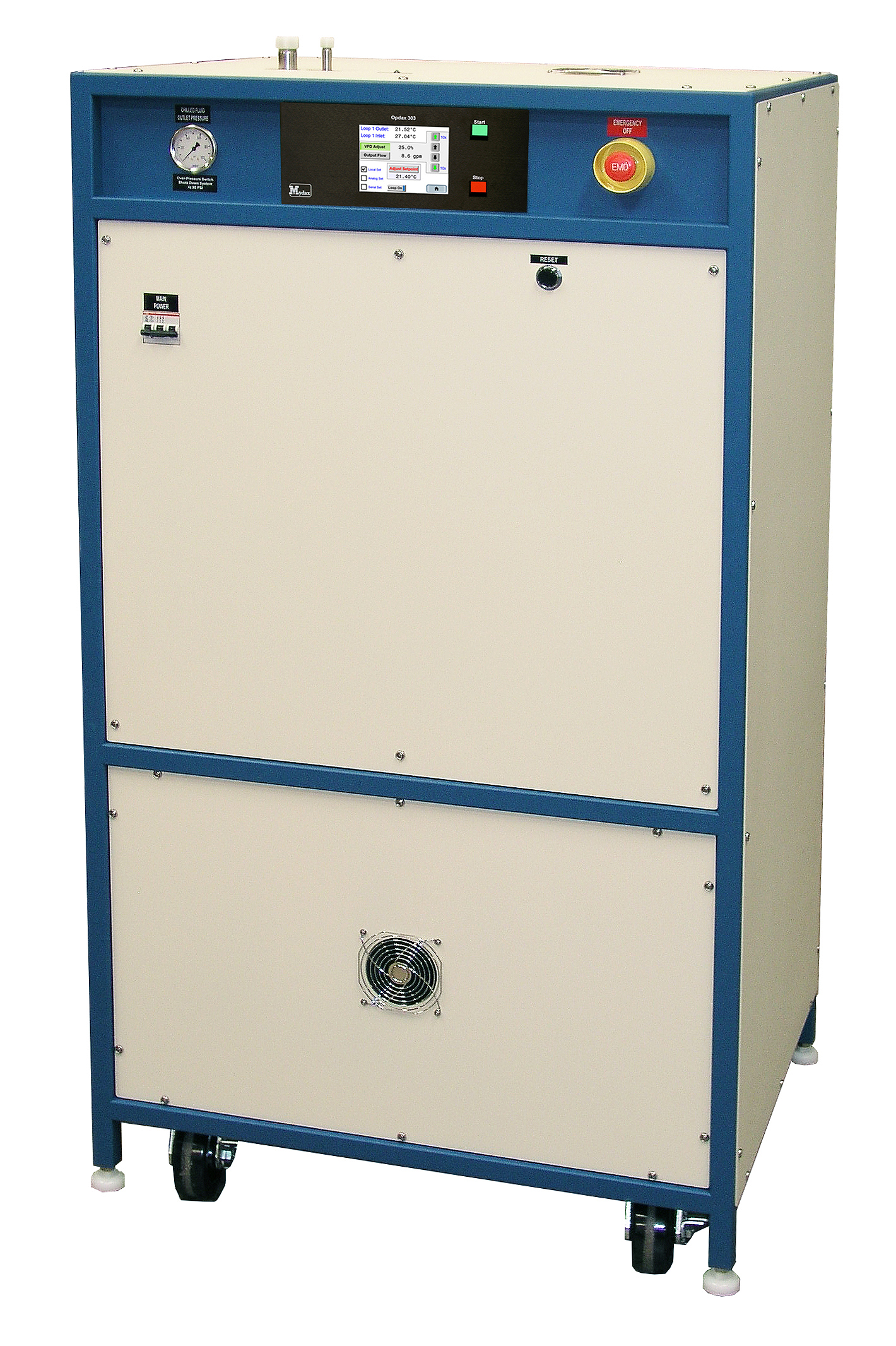 Mydax 1M16W Water Cooled Process Cooling Chiller