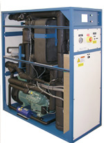 Mydax Custom Chiller System TCU Temperature Control Unit. Custom Engineered Process Cooling Chiller Solutions.